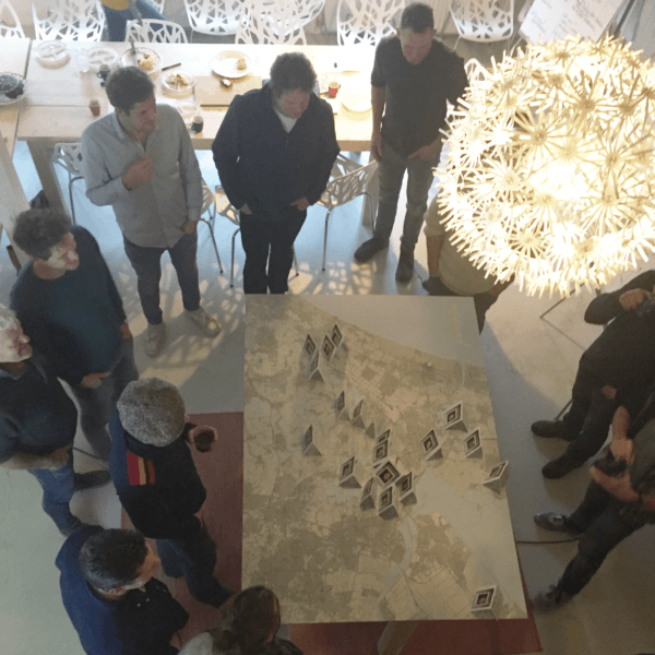'Koersdag' (strategy day) with farmers